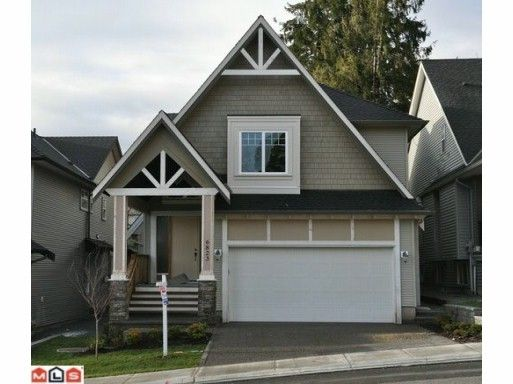 Main Photo: 6823 199A St. in Langley: Willoughby Heights House for sale : MLS®# F1103519