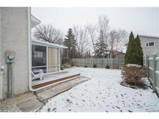 Photo 19: 147 Alburg Drive in Winnipeg: River Park South Residential for sale (2F)  : MLS®# 1703172
