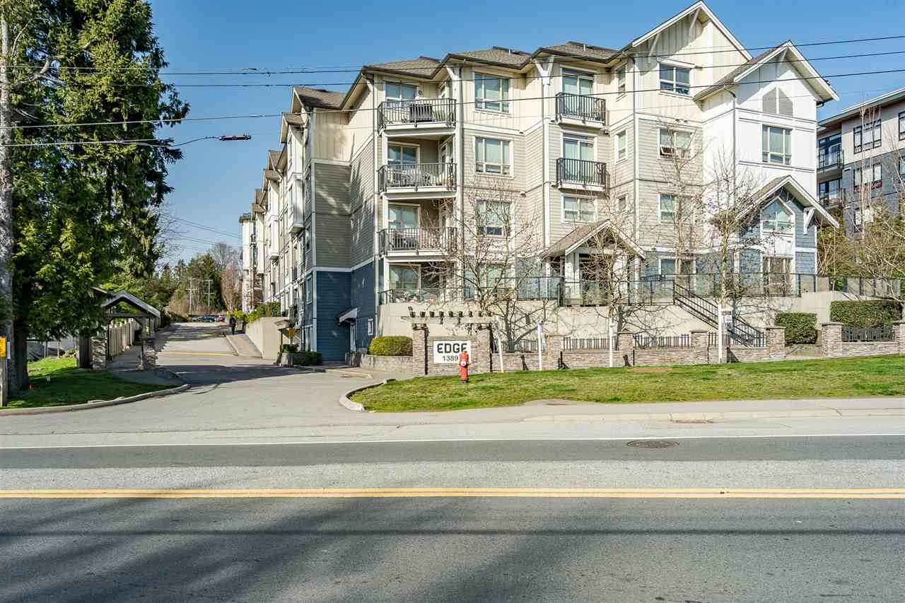 "Main Photo: 323 13897 FRASER Highway in Surrey: Whalley Condo for sale in ""THE EDGE"" (North Surrey)  : MLS®# R2560710"