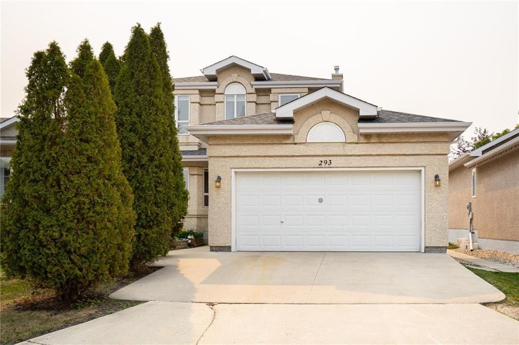 Main Photo: 293 De La Seigneurie Boulevard in Winnipeg: Island Lakes Residential for sale (2J)  : MLS®# 202119247