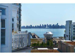 "Photo 1: 415 147 E 1ST Street in North Vancouver: Lower Lonsdale Condo for sale in ""CORONADO"" : MLS®# V980057"