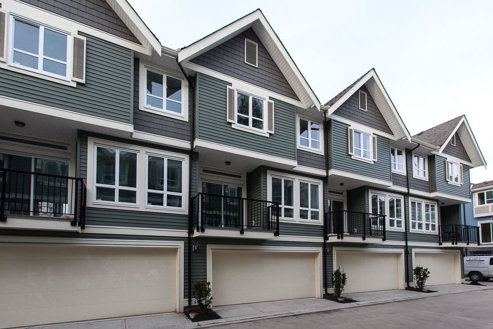 """Main Photo: SL.9 14388 103 Avenue in Surrey: Whalley Townhouse for sale in """"The Virtue"""" (North Surrey)  : MLS®# R2068850"""
