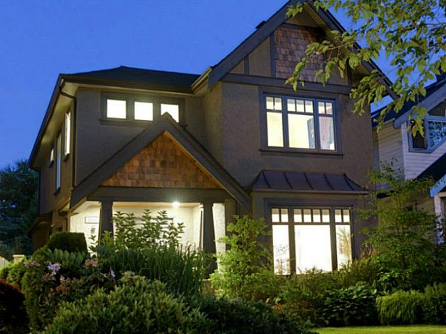 Main Photo: 3880 W 24TH Avenue in Vancouver: Dunbar House for sale (Vancouver West)  : MLS®# V1069858