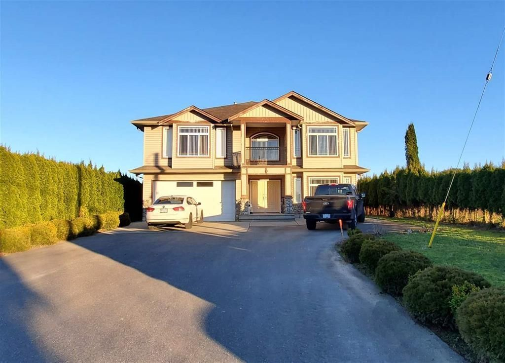 Main Photo: 5746 BELL Road in Abbotsford: Matsqui Agri-Business for sale : MLS®# C8029656