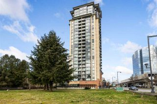 """Photo 1: 1311 10777 UNIVERSITY Drive in Surrey: Whalley Condo for sale in """"CITY POINT"""" (North Surrey)  : MLS®# R2537926"""