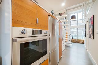 """Photo 8: 502 1529 W 6TH Avenue in Vancouver: False Creek Condo for sale in """"South Granville Lofts"""" (Vancouver West)  : MLS®# R2518906"""