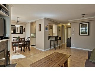 """Photo 1: 211 500 W 10TH Avenue in Vancouver: Fairview VW Condo for sale in """"Cambridge Court"""" (Vancouver West)  : MLS®# V1082824"""
