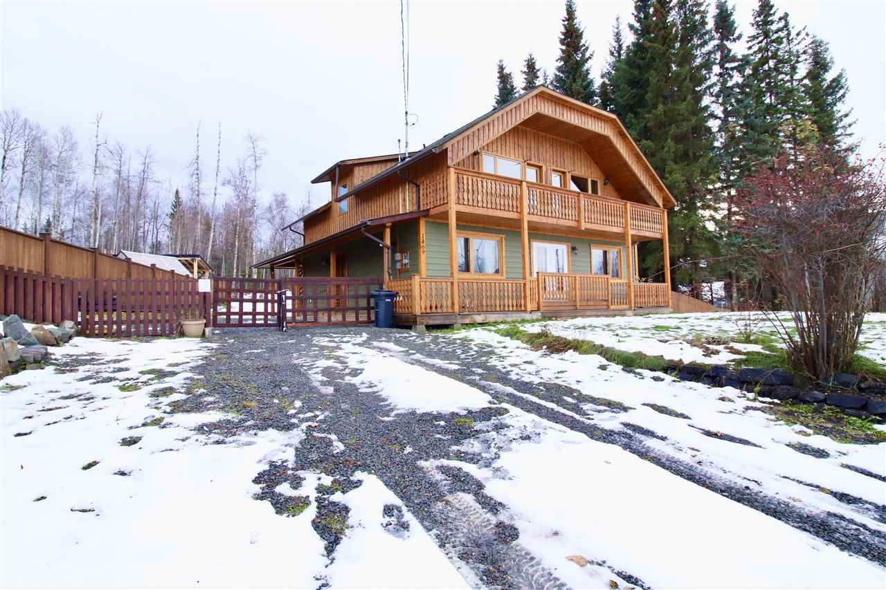 Main Photo: 1469 CHESTNUT Street: Telkwa House for sale (Smithers And Area (Zone 54))  : MLS®# R2513791