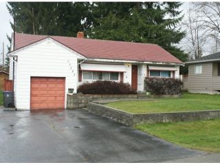 Photo 1: 13785 FRANKLIN Road in Surrey: Bolivar Heights House for sale (North Surrey)  : MLS®# F1310947