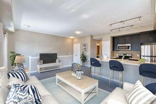 Photo 6: 818 Auburn Bay Square SE in Calgary: Auburn Bay Row/Townhouse for sale : MLS®# A1087965