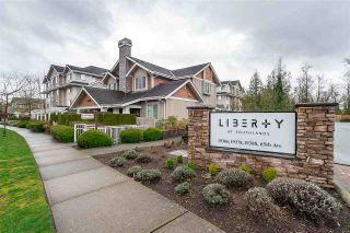 "Photo 1: 206 19388 65 Avenue in Surrey: Clayton Condo for sale in ""LIBERTY"" (Cloverdale)  : MLS®# R2478979"
