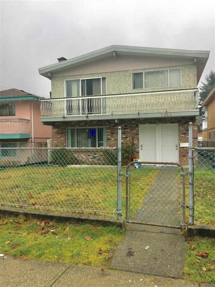 Main Photo: 5866 TYNE Street in Vancouver: Killarney VE House for sale (Vancouver East)  : MLS®# R2561798