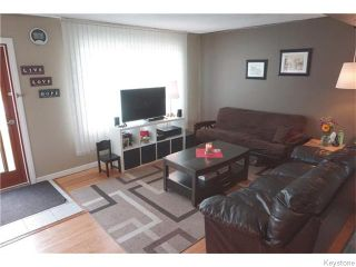 Photo 4: 426 Country Club Boulevard in Winnipeg: Westwood / Crestview Residential for sale (West Winnipeg)  : MLS®# 1616212