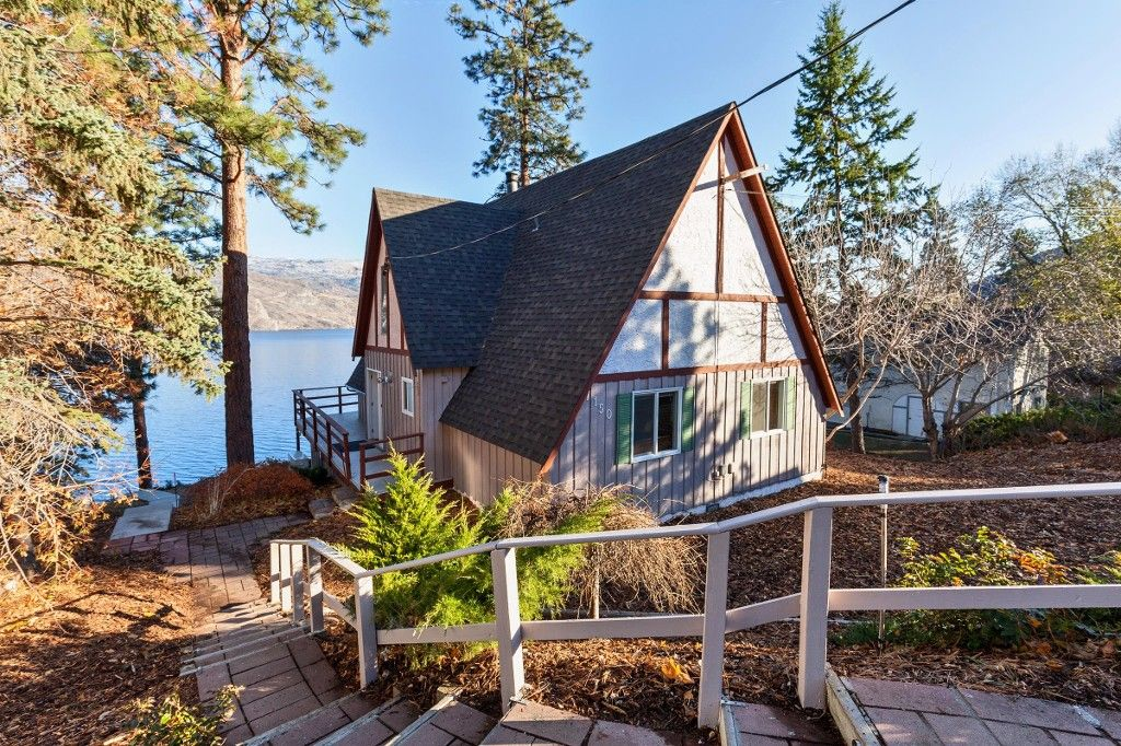 Main Photo: 7150 Brent Road in Peachland: House for sale : MLS®# 10123222