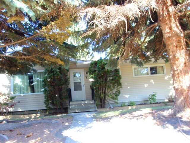 Amongst the trees sits this wonderful 1053 square foot bunglaow - waiting for you
