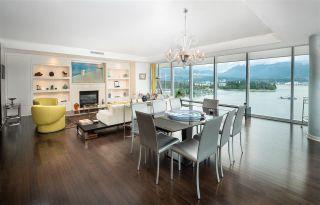 Photo 13: 1402 1168 W Cordova Streets in Vancouver: Condo for rent : MLS®# R2451675