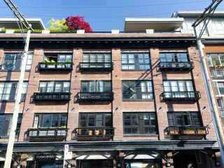 Photo 1: # 305 1066 HAMILTON ST in Vancouver: Yaletown Condo for sale (Vancouver West)  : MLS®# V1056942