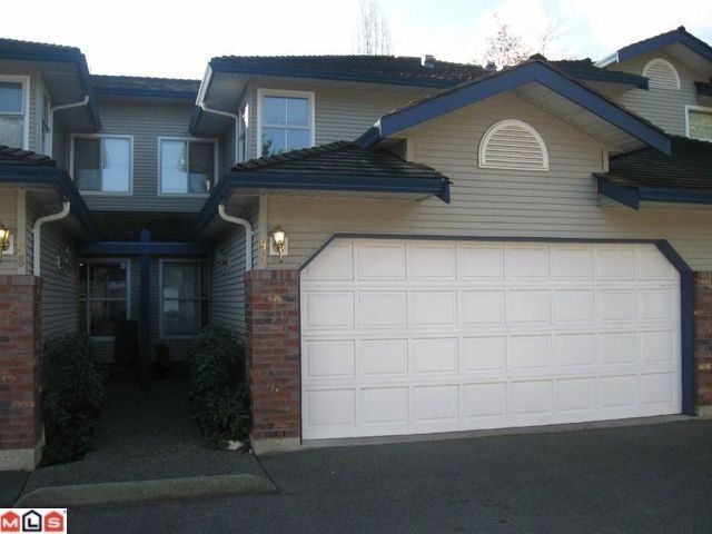 """Main Photo: 99 36060 OLD YALE Road in Abbotsford: Abbotsford East Townhouse for sale in """"MOUNTAIN VIEW VILLAGE"""" : MLS®# F1128546"""