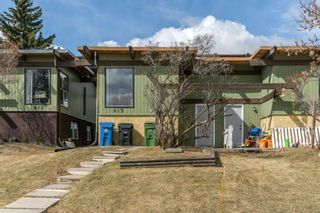 Photo 2: 613-615 Sabrina Road SW in Calgary: Southwood Duplex for sale : MLS®# A1096064