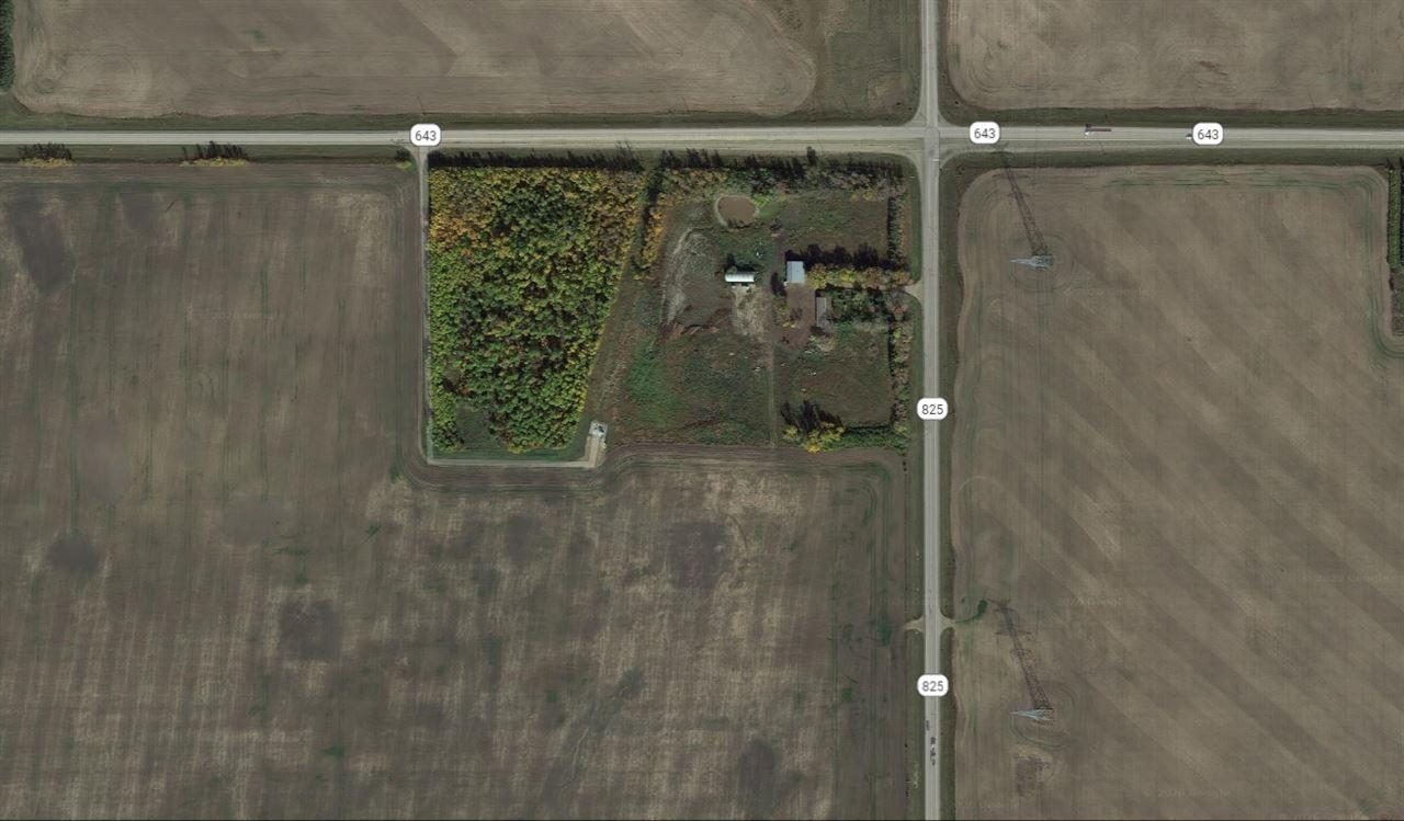 Main Photo: 56130 SH 825: Rural Sturgeon County Manufactured Home for sale : MLS®# E4266032