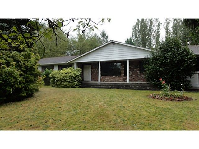 Main Photo: 18512 76 Avenue in Surrey: Clayton House for sale (Cloverdale)  : MLS®# F1419990