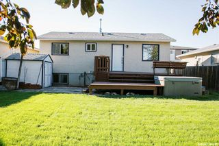 Photo 43: 117 Acadia Court in Saskatoon: West College Park Residential for sale : MLS®# SK872318