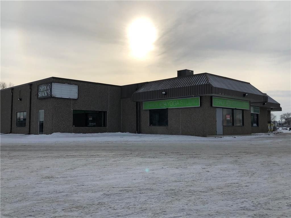 Main Photo: 635 Morris Avenue in Selkirk: Industrial / Commercial / Investment for lease (R14)  : MLS®# 202101929