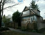 Property Photo: 1329 15TH AVE E in Vancouver