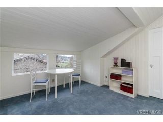 Photo 13: 881 Daffodil Ave in VICTORIA: SW Marigold House for sale (Saanich West)  : MLS®# 695145
