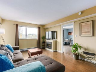 Photo 4: 708 200 KEARY STREET in New Westminster: Sapperton Condo for sale : MLS®# R2284751