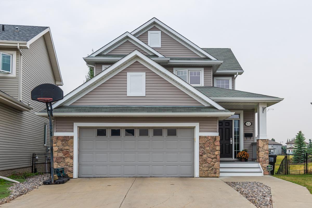 Main Photo: 7631 SCHMID Crescent in Edmonton: Zone 14 House for sale : MLS®# E4257160