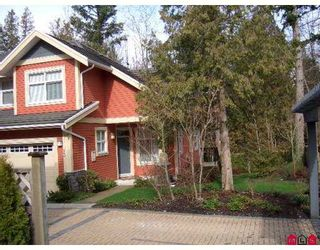 """Photo 1: 15255 36TH Ave in Surrey: Morgan Creek Townhouse for sale in """"Ferngrove"""" (South Surrey White Rock)  : MLS®# F2704824"""