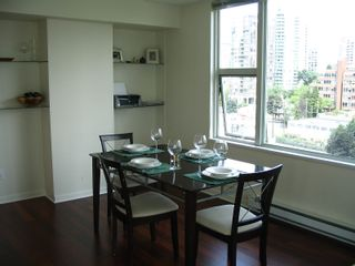 """Photo 7: 1408 1500 HORNBY Street in Vancouver: False Creek North Condo for sale in """"888 BEACH"""" (Vancouver West)  : MLS®# V720670"""