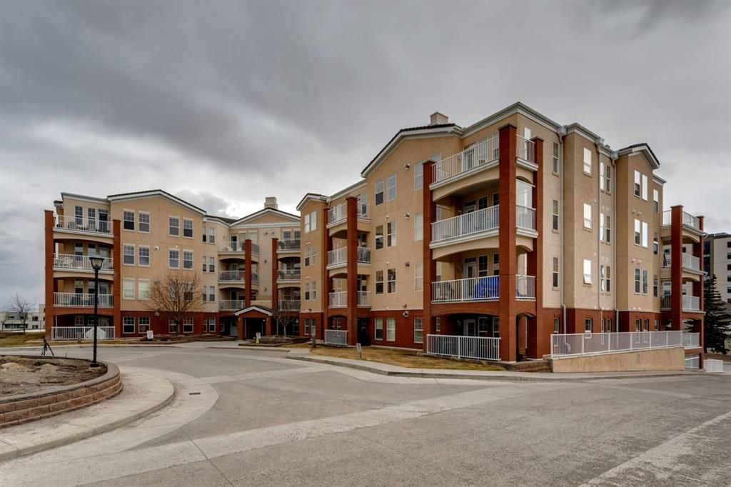 Main Photo: 5102 14645 6 Street SW in Calgary: Shawnee Slopes Apartment for sale : MLS®# A1085252