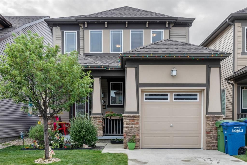 Main Photo: 150 Windridge Road SW: Airdrie Detached for sale : MLS®# A1141508