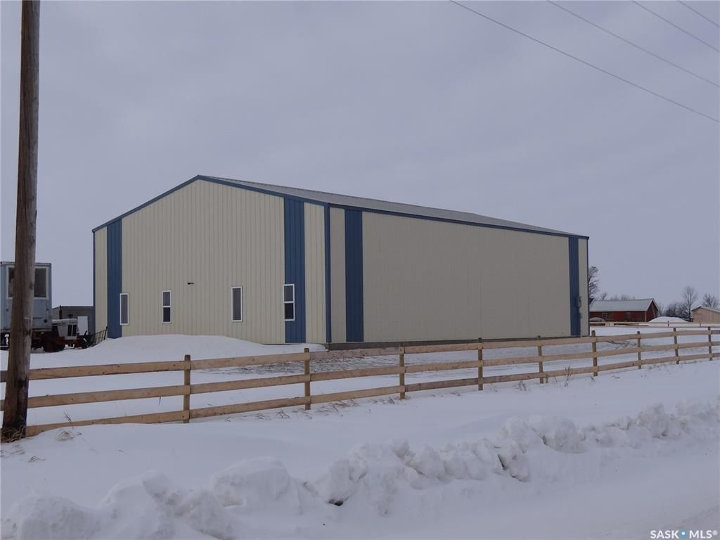 Main Photo: Outskirts of Allan Shop on 5 Acres in Allan: Lot/Land for sale : MLS®# SK842901