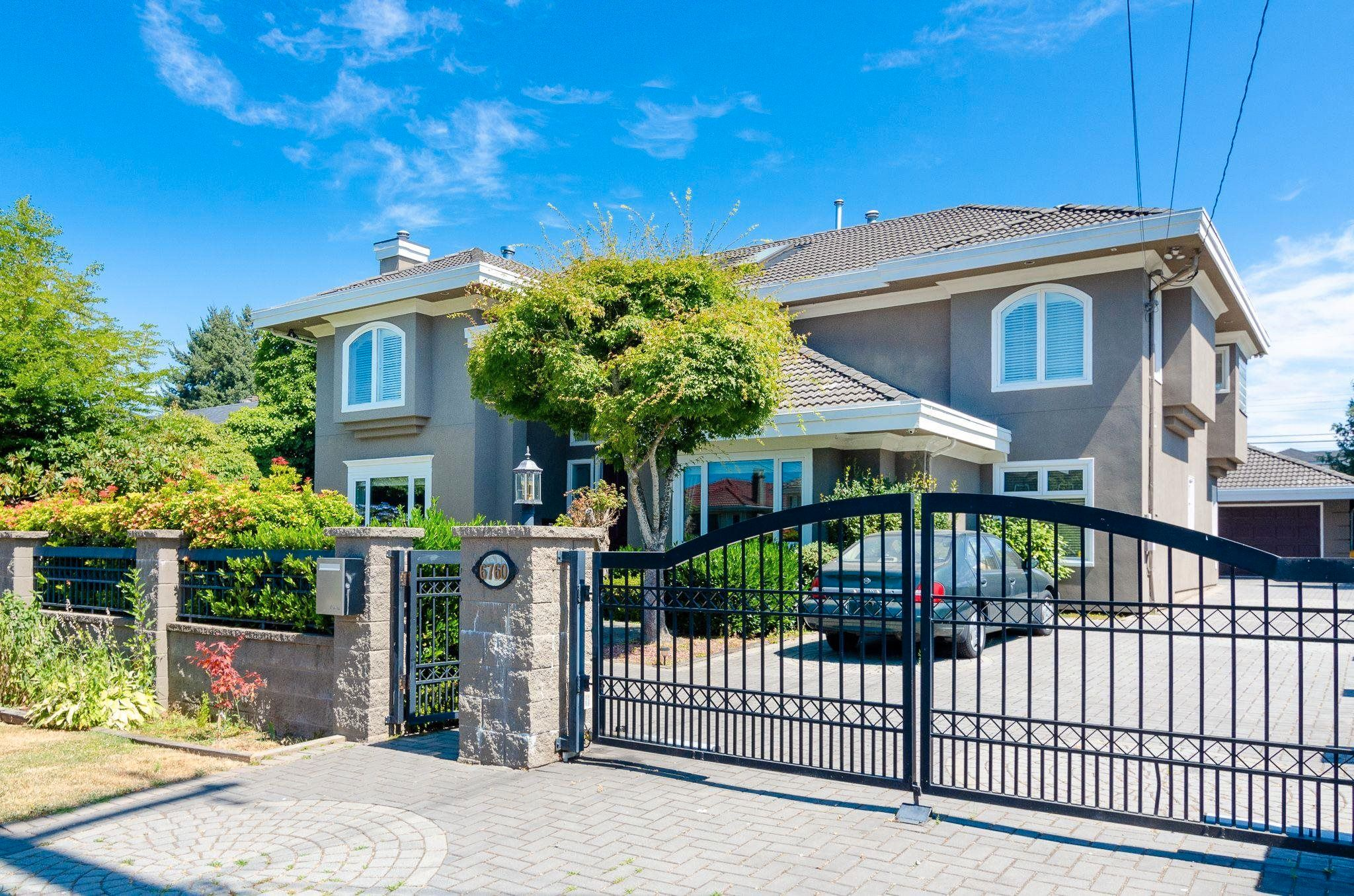 Main Photo: 6760 BRANTFORD Avenue in Burnaby: Upper Deer Lake House for sale (Burnaby South)  : MLS®# R2617587