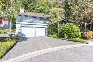 """Main Photo: 5706 OWL Court in North Vancouver: Grouse Woods Townhouse for sale in """"Spyglass Hill"""" : MLS®# R2627897"""