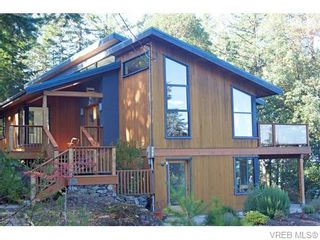 Photo 1: 252 Old Divide Rd in SALT SPRING ISLAND: GI Salt Spring House for sale (Gulf Islands)  : MLS®# 743671