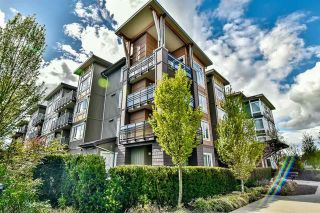 "Photo 1: 403 13740 75A Avenue in Surrey: East Newton Condo for sale in ""MIRRA"" : MLS®# R2179606"
