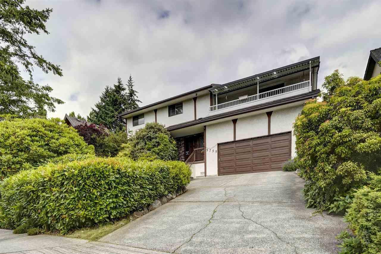"""Main Photo: 5755 MONARCH Street in Burnaby: Deer Lake Place House for sale in """"DEER LAKE PLACE"""" (Burnaby South)  : MLS®# R2475017"""