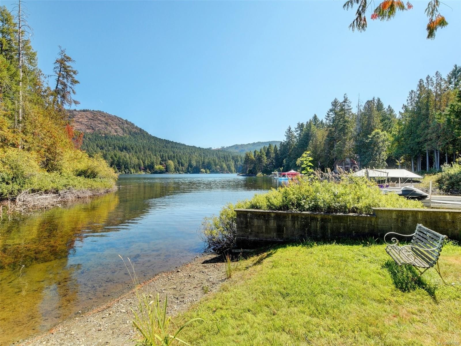 Main Photo: 2055 SWEET GALE Pl in : ML Shawnigan Land for sale (Malahat & Area)  : MLS®# 885366