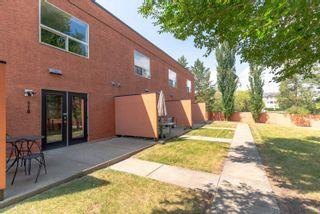 Photo 37: 118 10105 95 Street in Edmonton: Zone 13 Townhouse for sale : MLS®# E4256401