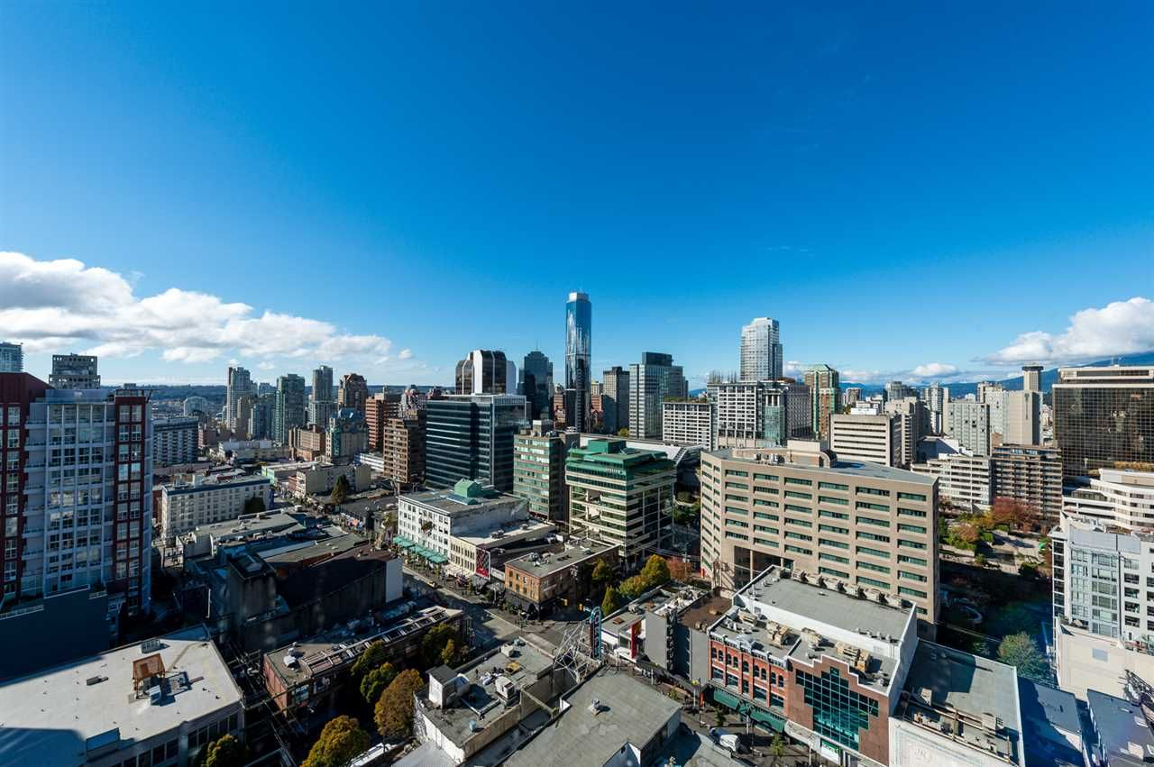 Main Photo: 2207 833 SEYMOUR STREET in : Downtown VW Condo for sale (Vancouver West)  : MLS®# R2008733
