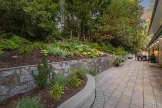 Photo 38: 4627 CAULFEILD Drive in West Vancouver: Caulfeild House for sale : MLS®# R2615436