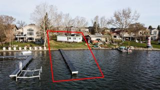 Photo 4: 608 West Chestermere Drive: Chestermere Residential Land for sale : MLS®# A1106282