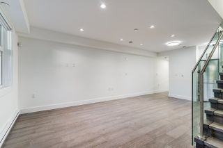 """Photo 3: 5033 CHAMBERS Street in Vancouver: Collingwood VE Townhouse for sale in """"8 On Chambers"""" (Vancouver East)  : MLS®# R2612581"""