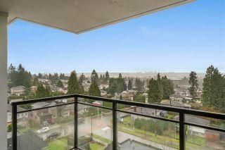 "Photo 14: 902 575 DELESTRE Avenue in Coquitlam: Coquitlam West Condo for sale in ""Cora Towers"" : MLS®# R2528092"