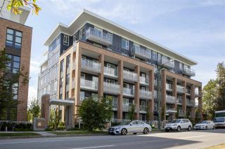 Photo 1: 101 6933 CAMBIE Street in Vancouver: South Cambie Condo for sale (Vancouver West)  : MLS®# R2377038
