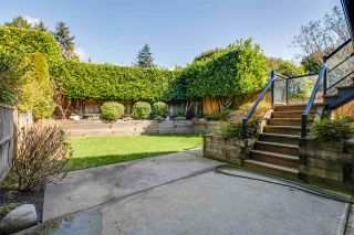Photo 35: 2355 MARINE Drive in West Vancouver: Dundarave 1/2 Duplex for sale : MLS®# R2564845